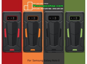 Ốp dẻo chống shock Nillkin Defender II Galaxy Note 8